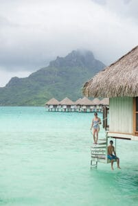 le meridien bora bora resort highlight