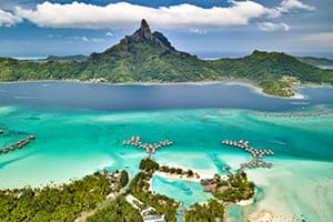 where to stay le meridien bora bora