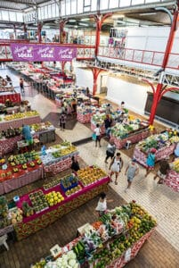 papeete market marche highlight in tahiti