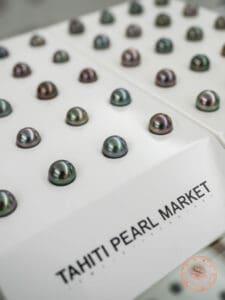 tahiti pearl market showcase black pearl