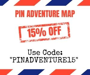 pin adventure map promo code and discount code