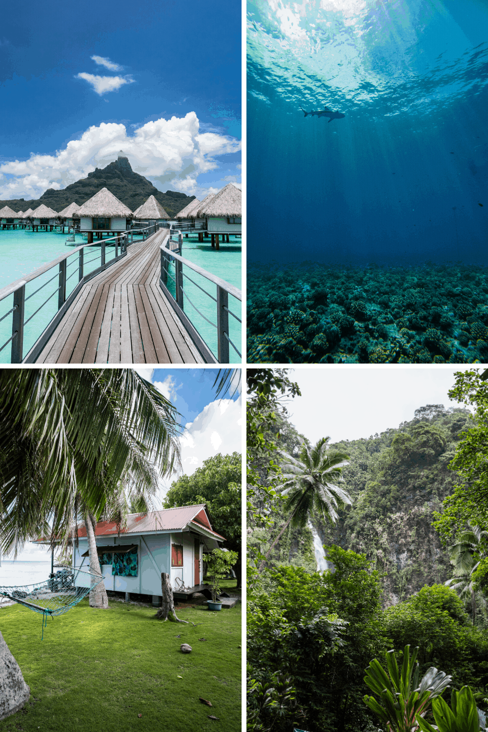 The Islands of Tahiti Travel Guide - What You Need To Know for French Polynesia