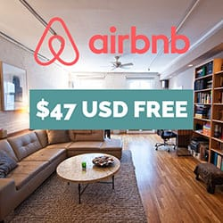 airbnb 47 usd free credit sign up