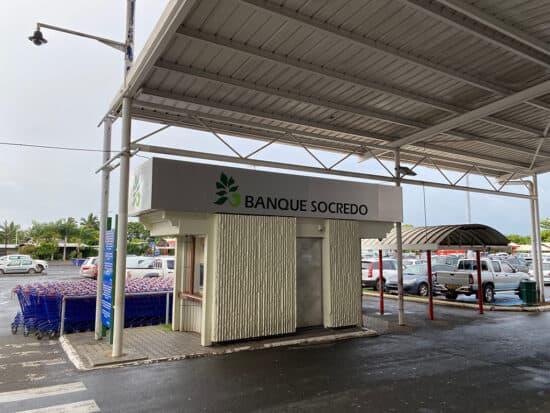 banque socredo atm in tahiti