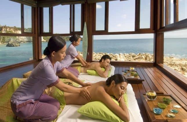 healing centre in Bali