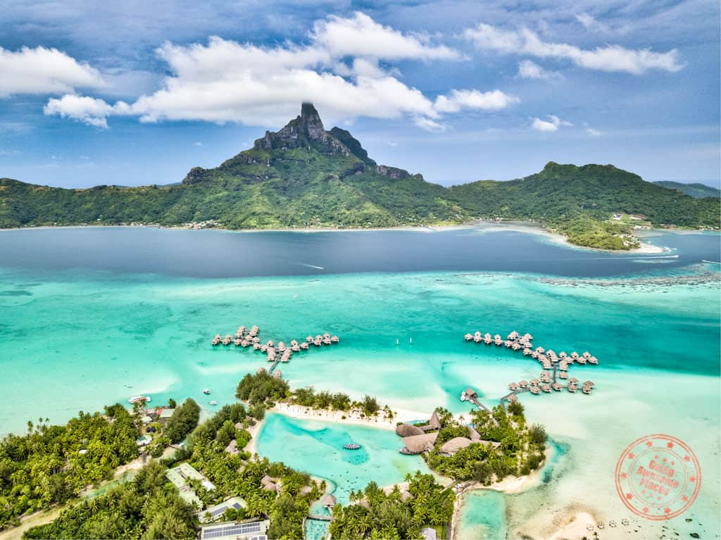 le meridien bora bora overwater bungalow for cheap