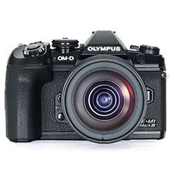 olympus omd em-1 mark 3 mirrorless camera