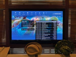 check your bill on tv overwater bungalow at le meridien bora bora