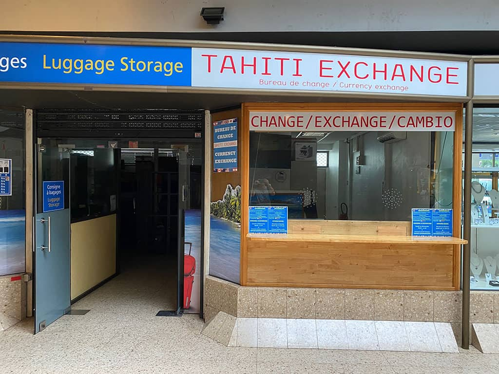 tahiti airport ppt money exchange office