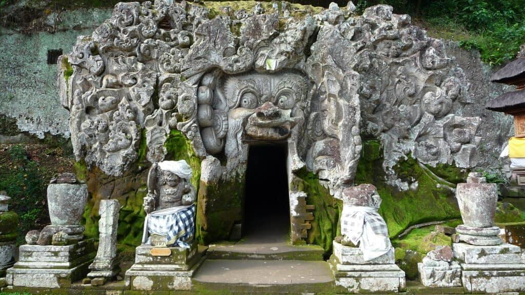 mysterious elephant cave