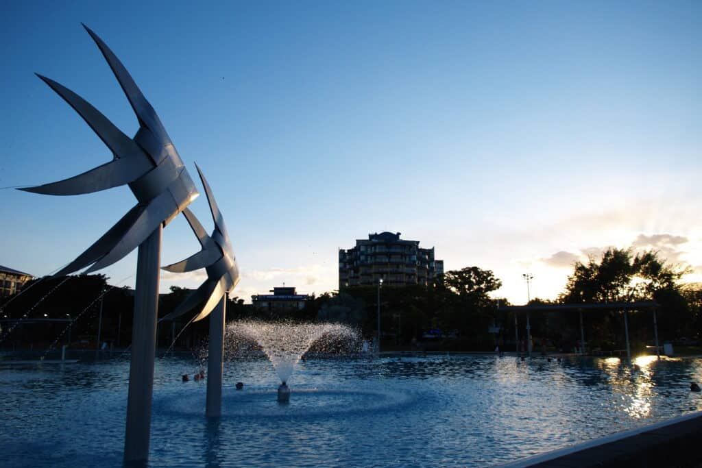 things to do in cairns australia including the esplanade lagoon