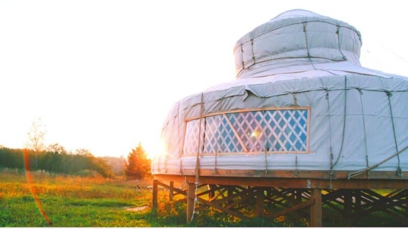 the complete list of yurts in ontario