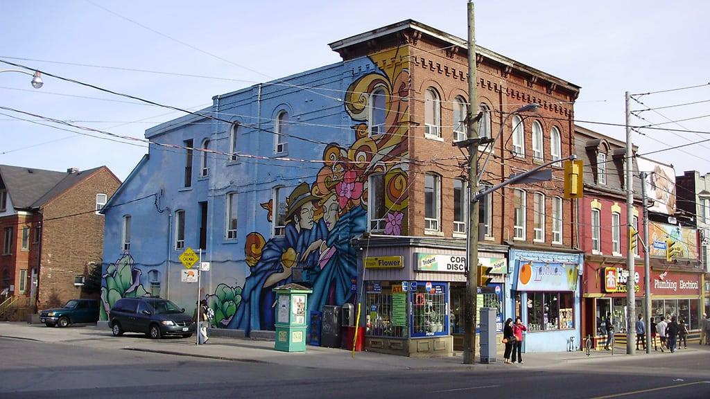 cabbagetown toronto neighbourhood