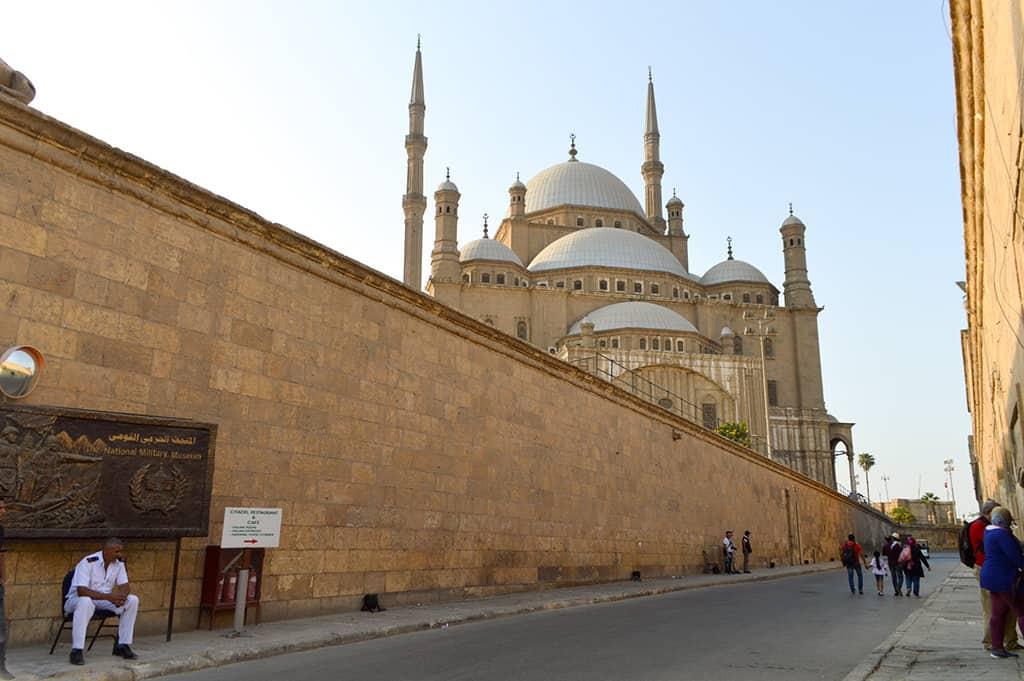 citadel of salah al-din in cairo