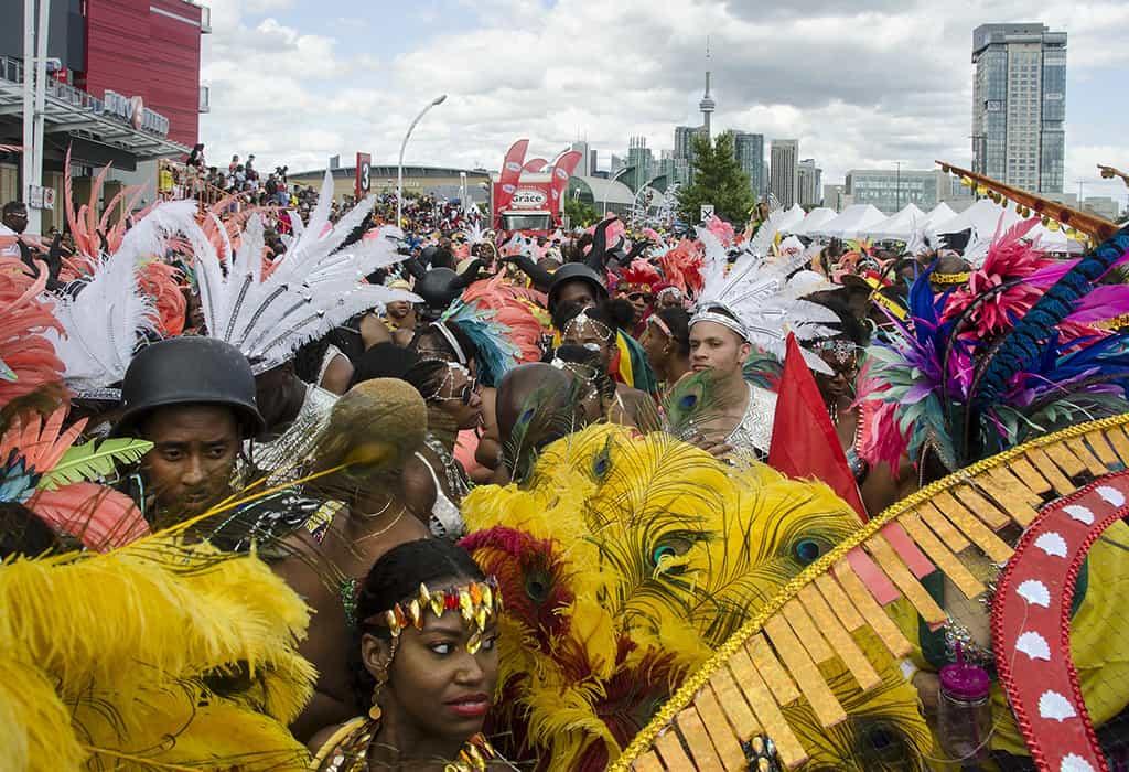 caribana grand parade caribean festival