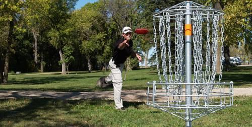 centennial park disc golf