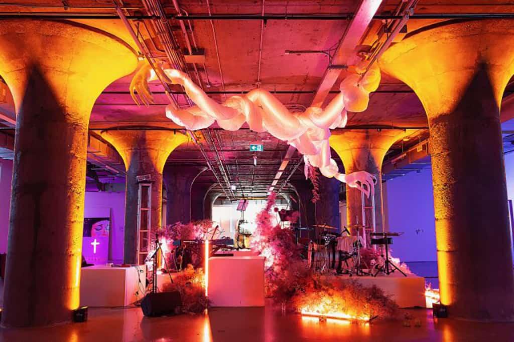 designto installation by lauren pirie