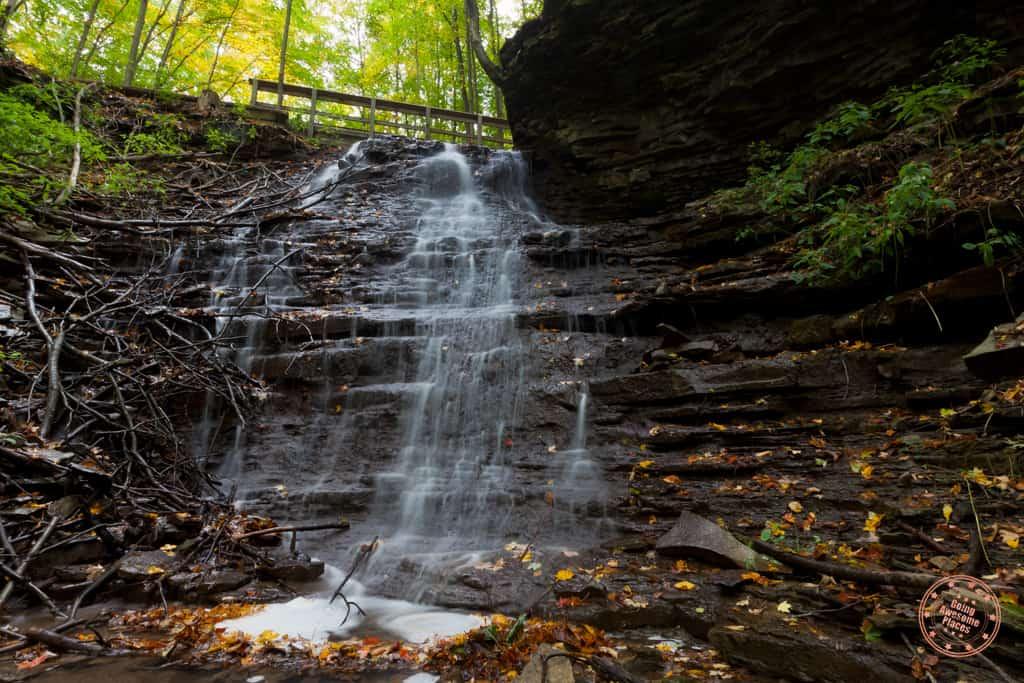 dundas valley waterfalls hamilton ontario