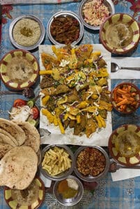 egyptian breakfast highlight in 3 day cairo itinerary