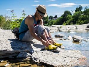 ferris provincial park hiking trail