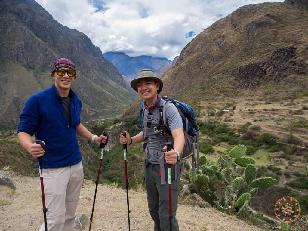 free hiking sticks with alpaca expeditions