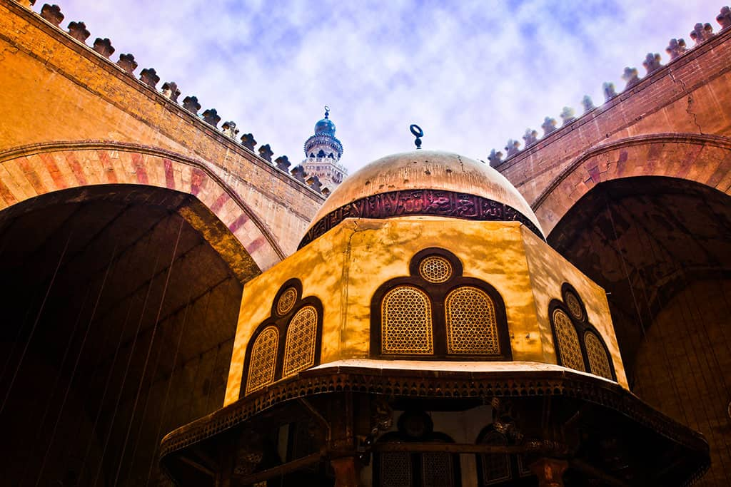 mosque of sultan hassan in cairo 3 day itinerary
