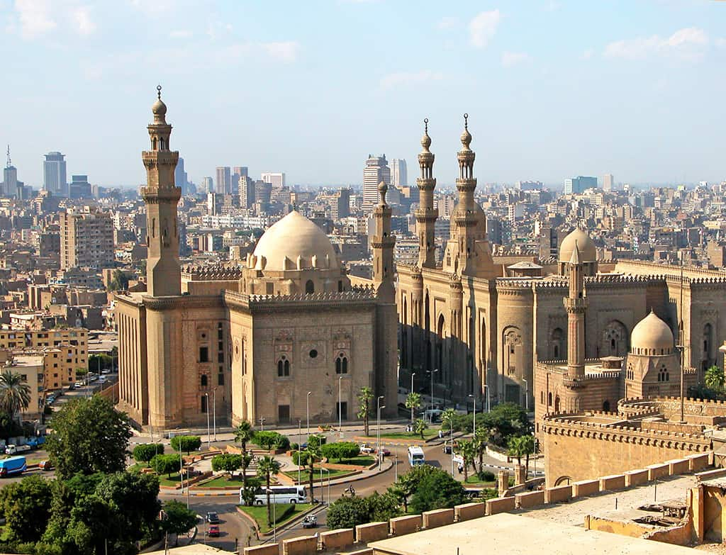 mosque of sultan hassan in 3 days in cairo