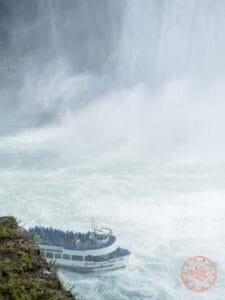 niagara falls hornblower cruise