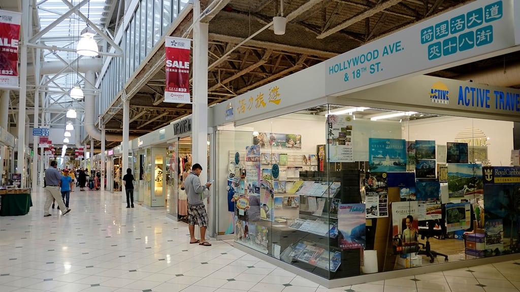 pacific mall shops interior