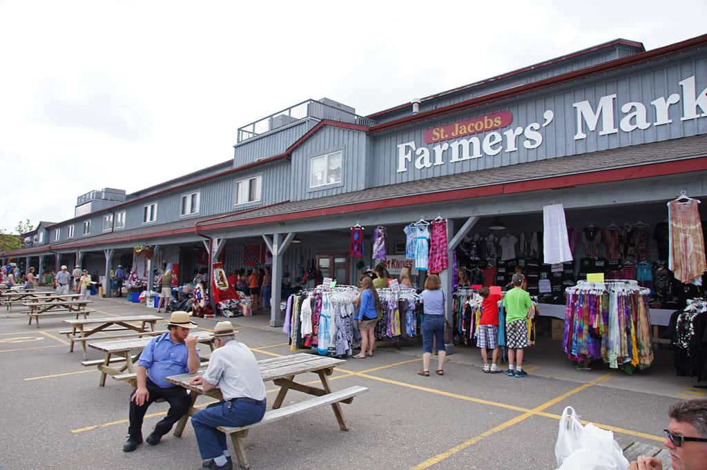 st jacobs farmers market kitchener waterloo
