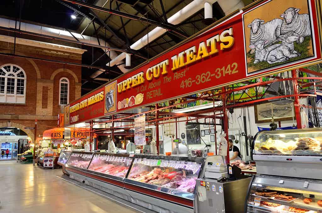 st lawrence market upper cut meats
