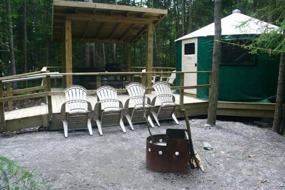 Yurts In Ontario From Basic To Glamping Going Awesome Places On top of your down load the faq winter camping pdf for more info and give us a call @ 226 668 3030. yurts in ontario from basic to