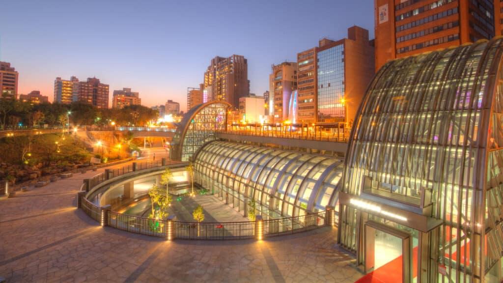 Park Station Taipei