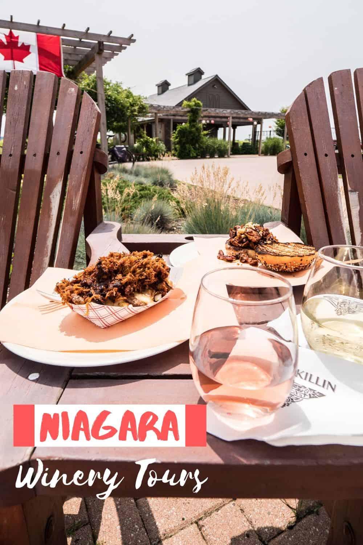 Top 15 Niagara Falls Wine Tours