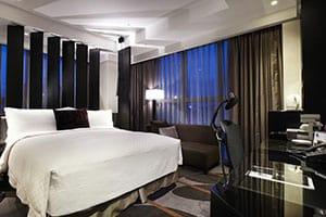 Where to stay in Taipei The Tango Hotel Taipei Changan