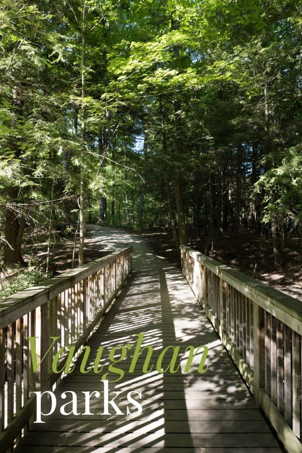 14 Best Parks in Vaughan Ontario With Walking and Hiking Trails