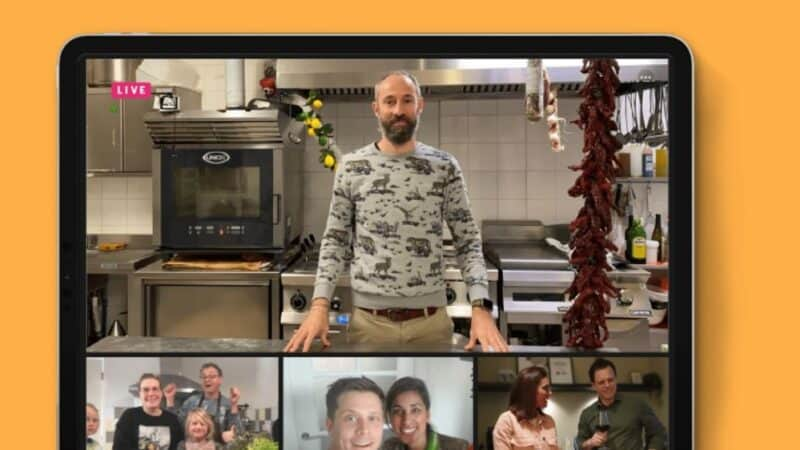 virtual cooking classes cuisine around the world featured