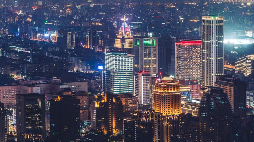 places to stay in taipei xinyi