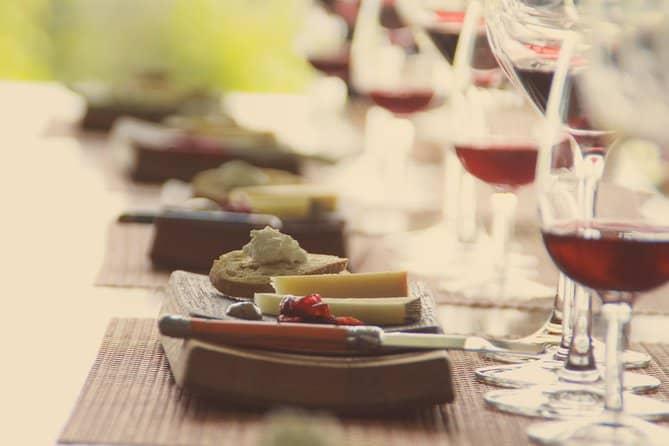 half day tour niagara wine and cheese