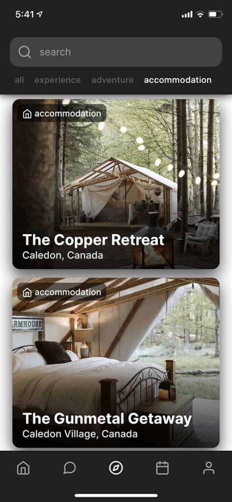 joya app accommodation rentals