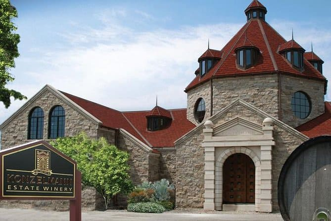 konzelmann estate winery tour