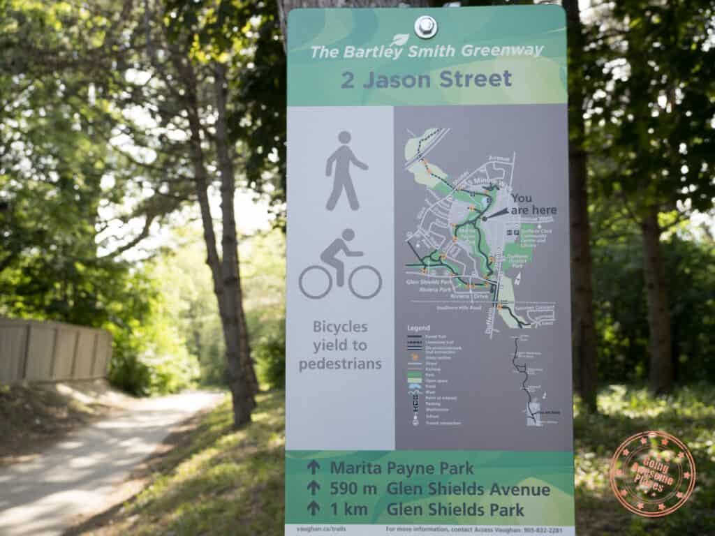 marita payne park trail map