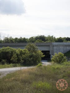 marita payne park trail under highway 407