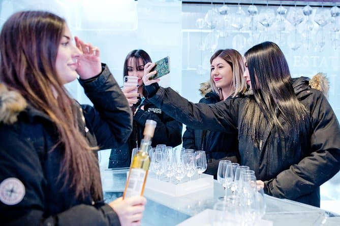 notl wine tour and ice wine lounge experience