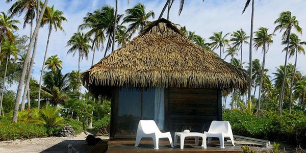 raimiti fakarava pension bungalow