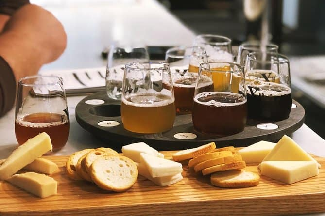 the compromise tour winery cidery brewery notl