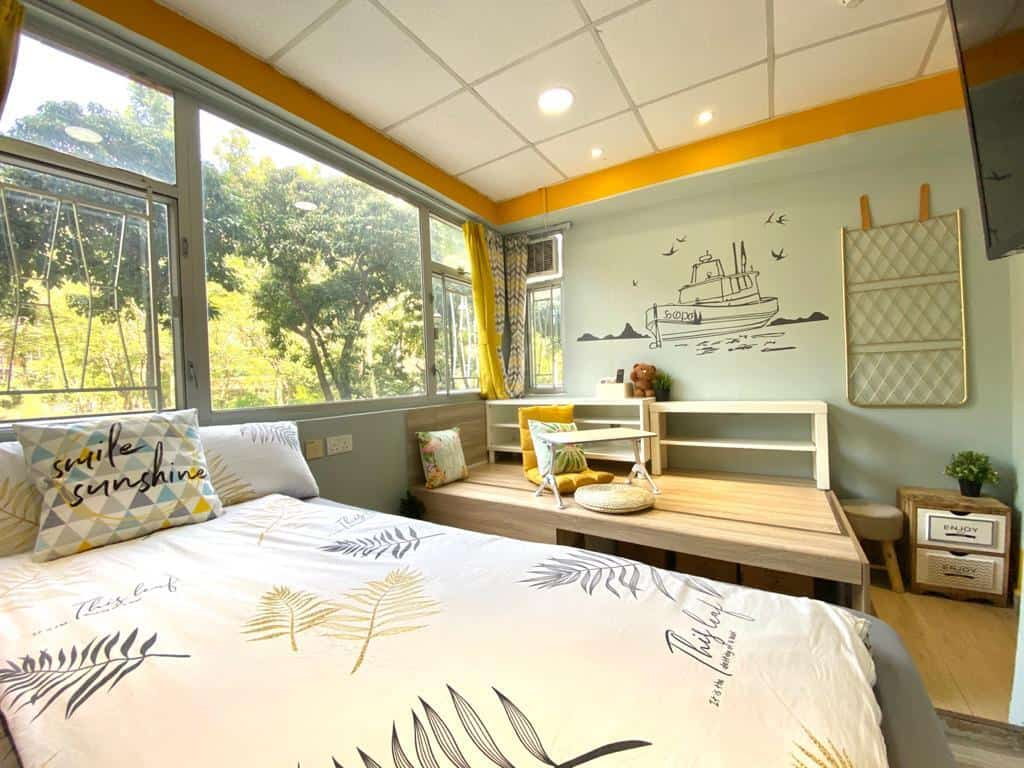 amu dreamhouse hostel in hong kong