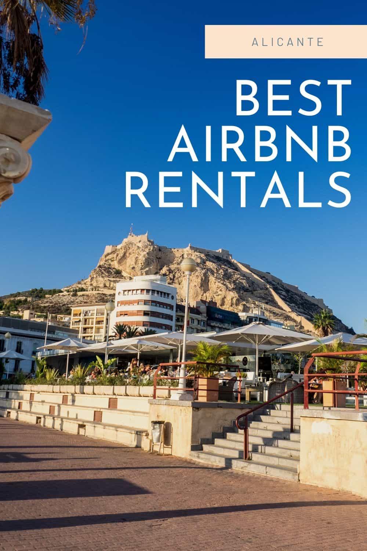 Best Alicante Airbnb Rentals Under 0