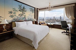 high end hotel in central hong kong