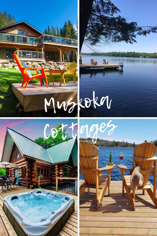 How to Find Muskoka Cottage Rentals in Ontario